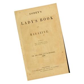 Godeys Ladys Book 1862